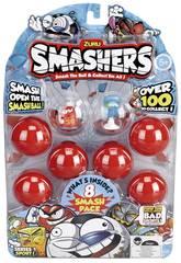 Smashers Pack 8 Célèbre 700014387