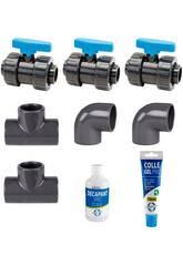 Accessoire Dôme Solaire Kit ByPass PC-Bypass-50