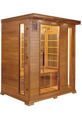 Sauna Infrarossi Luxe - 3 Posti