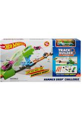Hot Wheels Track Builder Retos Mattel FLL00