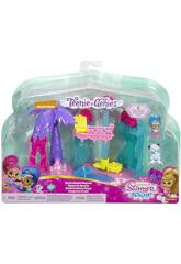 Shimmer & Shine Playset Teenie Genies DTK56