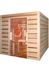 Sauna Hybrid Mobilité Réduite