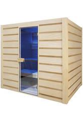 Sauna Vapor Eccolo Poolstar HL-EC04-K