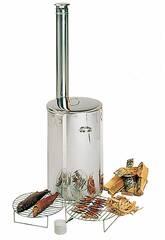 Estufa de Leña Flaresmoker Poolstar SN-HARVIA-WS100
