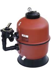 Filtro de Areia com Filtro Rubi 600 QP 560063