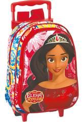 Elena de Ávalor Mochila con Carro Infantil Perona 54315
