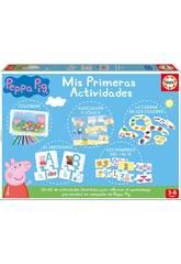 Meine ersten Aktivitäten Peppa Pig Educa 17249