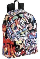 Mickey Mouse Mochila Junior Perona 50217