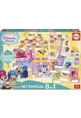 Shimmer And Shine Set Speciale 8 in 1