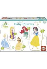 Puzzle Baby Princesses Disney Educa 17754