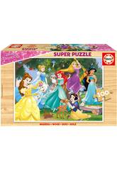 Puzzle 100 Princesas Disney Educa 17628