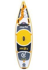 Planche Paddle Surf Gonflable Coasto Argo 320 x 81 cm