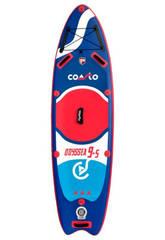 Paddle Surf Board Aufblasbar Coasto Odyssea 290 x 81 Cm Poolstar PB-CODY95