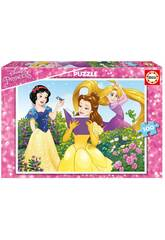 Puzzle 100 Prinzessinnen Disney Educa 17167