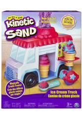 Kinetic Sand Furgoncino dei Gelati Bizak 61921452