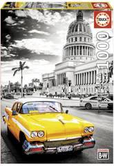 Puzzle 1000 Taxi En La Habana Educa 17690