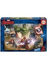 Puzzle 1000 Avengers Educa 17694