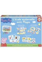 Kit Maternelle Peppa Pig Educa 17065