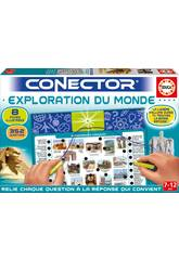 Connecteur Exploration Du Monde Educa 17582