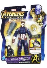 Avengers Infinity War Figur 15 cm. mit Zubehör Hasbro E0605