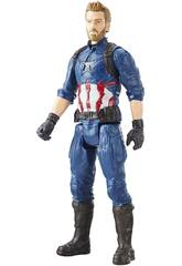 Avengers Figurine 30 cm. Titan Series Movie Assortiment A Hasbro E0570