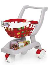 Carrinho supermercado 2 em 1 Chicos 84158