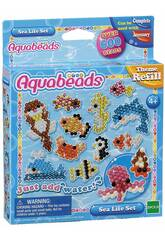 Aquabeads Set Animales Mundo Marino Epoch Para Imaginar 79138
