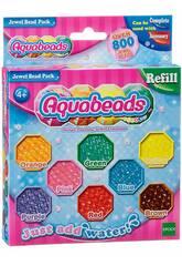 Aquabeads Set di perline glitterate per lavoretti manuali, per bambini 79178
