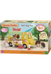 Sylvanian Families Hot Dogs Van Epoch Für Imagination 5240