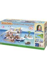 Sylvanian Families Boot Kreuzfahrt Haus am Meer Epoch Für Imagination 5206
