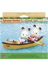 Sylvanian Families Set Canoa Epoch Para Imaginar 5047