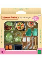 Sylvanian Families Set per Cucinare 5028