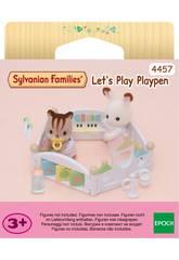 Famílias Sylvanian Vamos Jogar Park Epoch Para Imaginar 4457