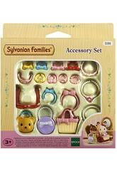 Sylvanian Families Set Accesorios Moda Epoch Para Imaginar 5191