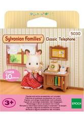 Sylvanian Families Teléfono Clásico Epoch Para Imaginar 5030