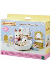 Sylvanian Families Set Bad Country Epoch Für Imagination 5286