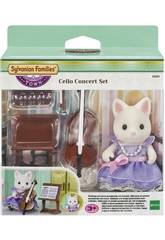 Sylvanian Town Series Set Violoncello-Konzert Epoch Für Imagination 6010