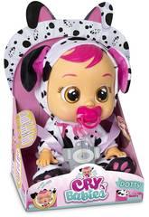 Poupée Dotty Cry Babies IMC Toys 96370