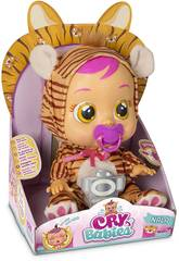 Puppe Nala Tiger Wiping Babys IMC Toys 96387