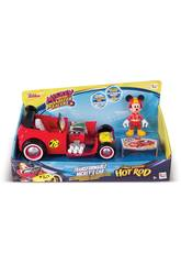 Vehículo Transformable Hot Doggin Hot Road IMC Toys 182813