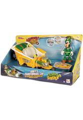 Vehiculo Transformable Goffy IMC Toys 184220