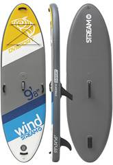 SUP-Board Stand-Up Wind Sup 295x86x15 cm Ociotrends WH215-07