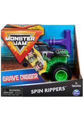 Monster Jam Movimento e Ruggiti 1:43 Bizak 6192 5874