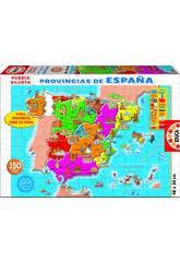 Puzzle 150 Provincias De España