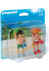 Playmobil Duopack Turistas