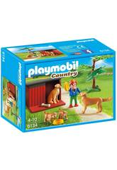 Playmobil Golden Retriever
