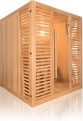 Sauna de Vapor Venetian - 4/5 Plazas Poolstar HL-VN05R
