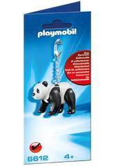 Playmobil Llavero Oso Panda