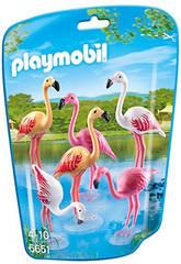 Playmobil Flamencos