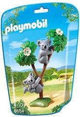 Playmobil Famille de Koalas